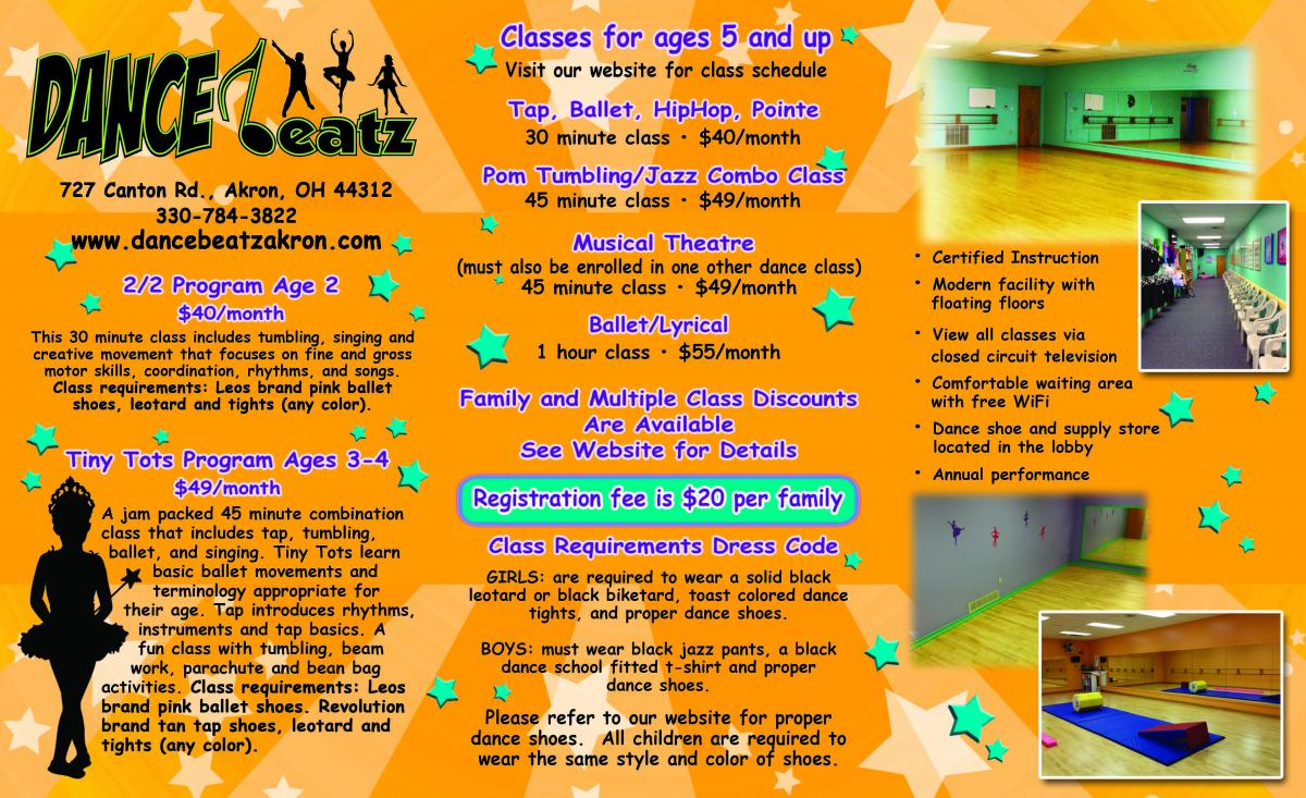 Fall Dance Classes